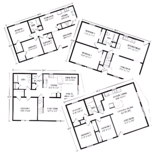Susquehanna Modular Homes - Floor Plans